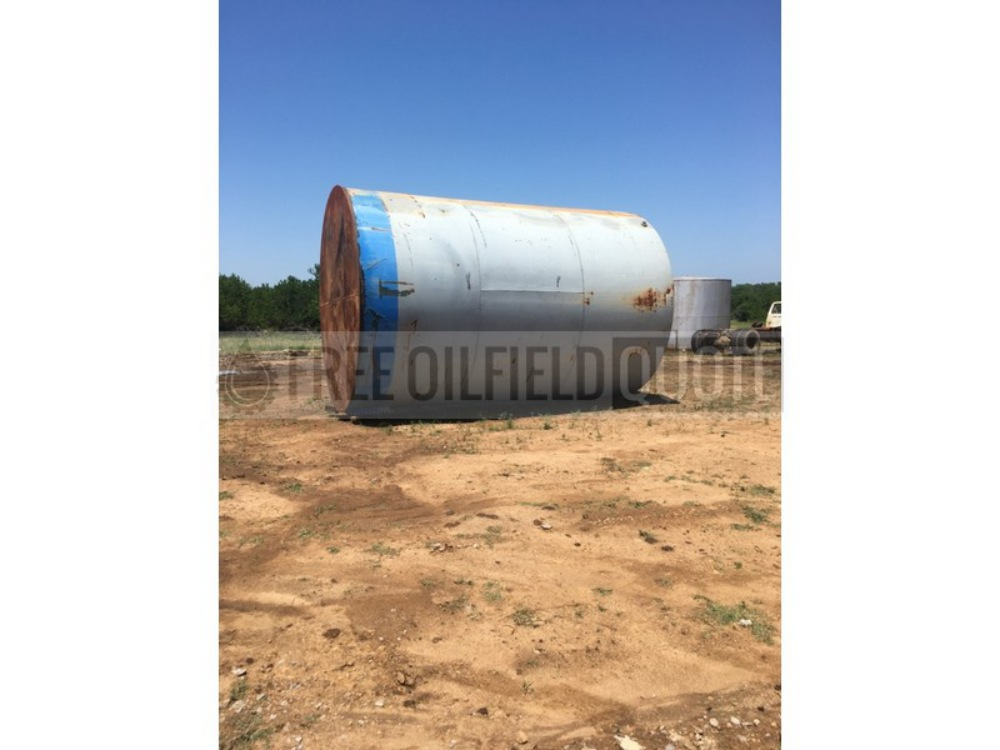 Steel Tank   210 BBL
