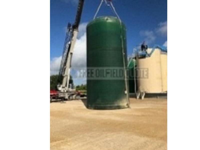 Fiberglass Tank | LFM | 1000 BBL