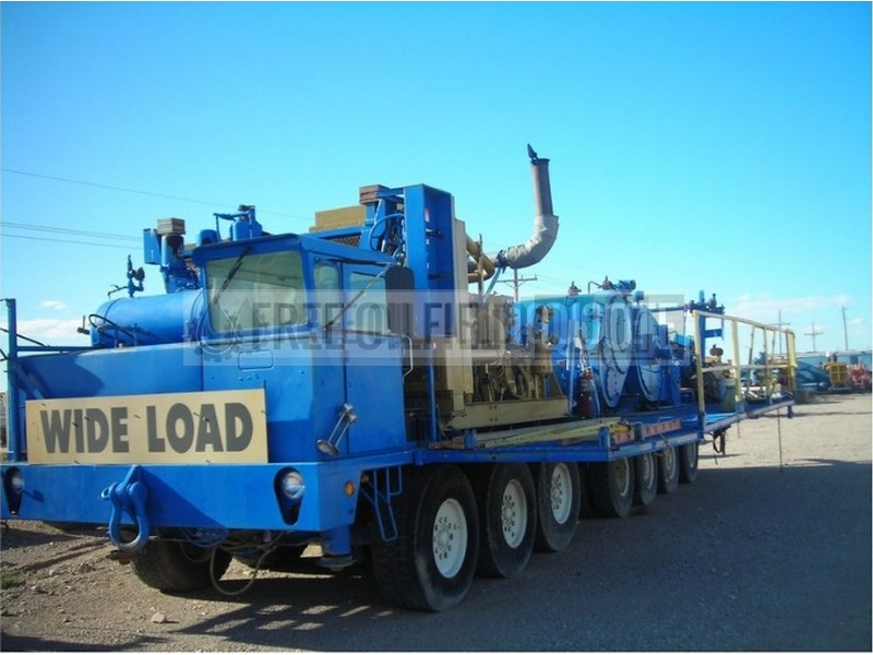 Used IDECO H-1000 HP Rig