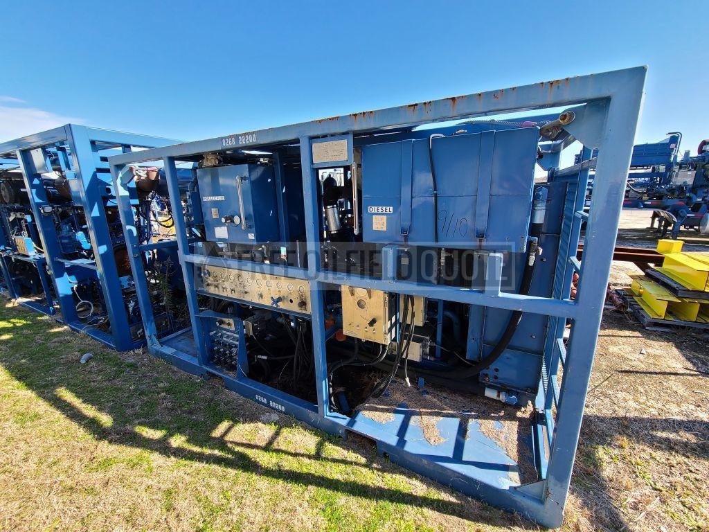 NOV Hydra Rig Offshore Coiled Tubing Units