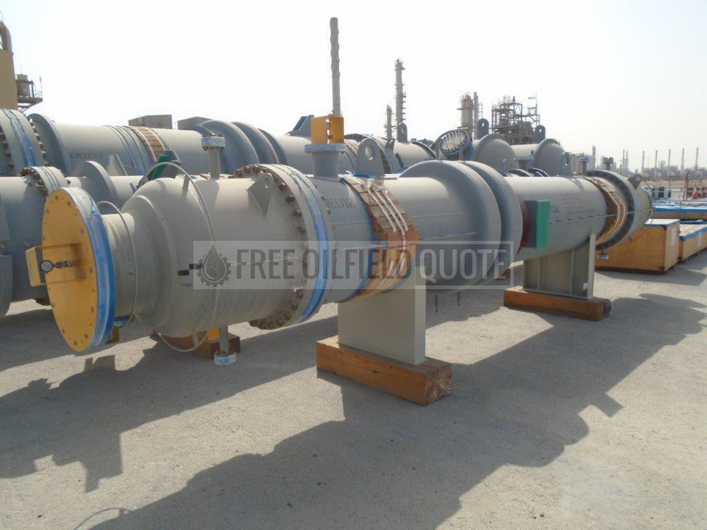 Heat Exchangers | Saudi Arabia