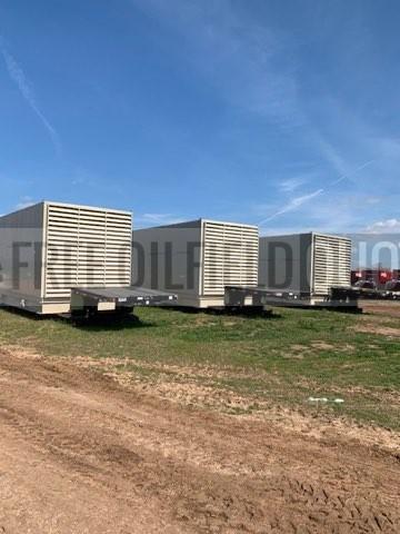 Caterpillar 3516 Natural Gas Generators - Set of 3