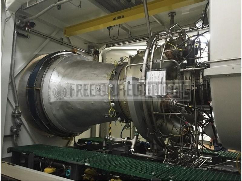 Turbine | Siemens | SGT 300