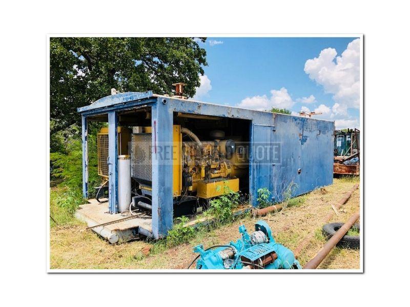 Catepillar Generator House #2